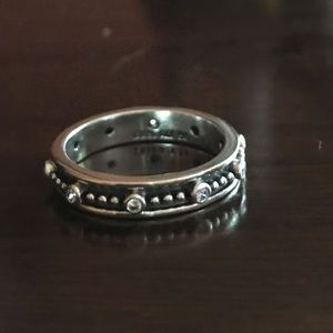 Pandora Royalty CZ Ring